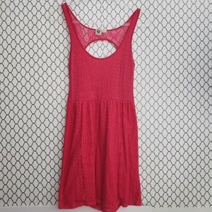 🌺Roxy red sundress 🌺